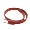 供应硅橡胶电热带管道罐桶专用硅橡胶电加热带厂家电伴热带价格材质