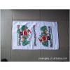 供应出口圣诞印花茶巾批发