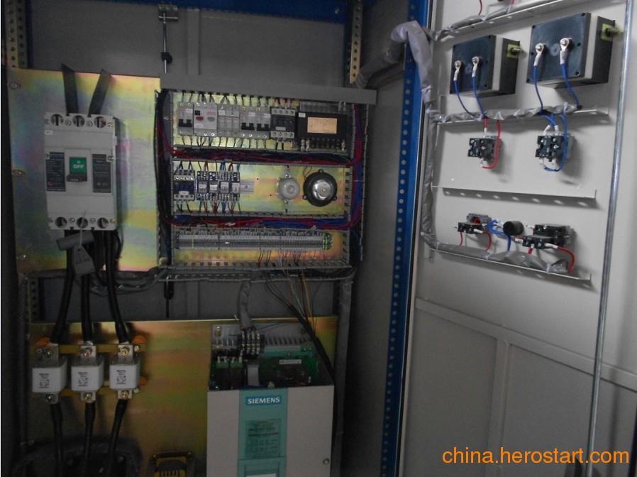 供应控制柜 PLC柜 直流柜 启动柜