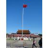 河南郑州供应电动音乐锥形旗杆国歌同步旗杆生产商现货8-32米