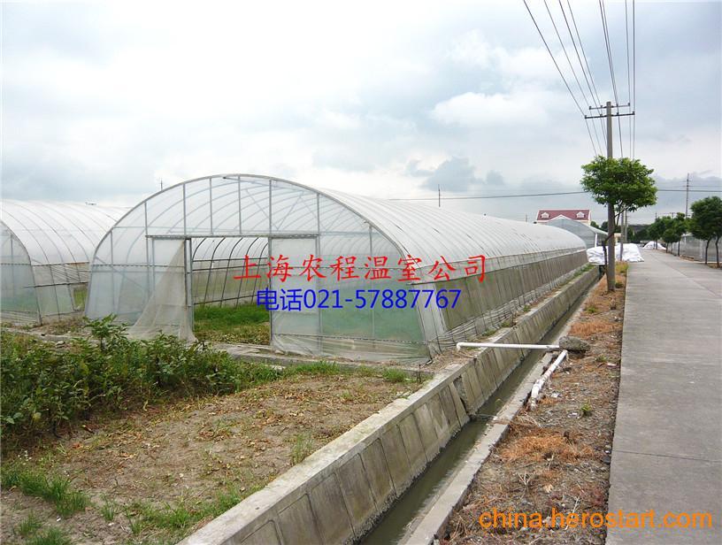 供应联合八型单体塑料钢管大棚及配件销售