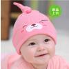 供应【朴朴米】揪揪帽 秋季新款的婴儿睡眠帽