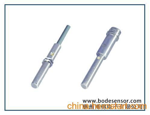供应出线式M5微型接近开关,I1SF-M050.8N-O3U2金属传感器