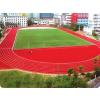 供应杭州西湖塑胶篮球场价格/网球场围网/材料施工报价