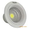 厂家供应嵌入式LED筒灯 室内照明灯