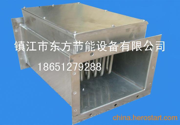 镇江东方供应风道式电加热器,空调辅助加热器模块机加热器
