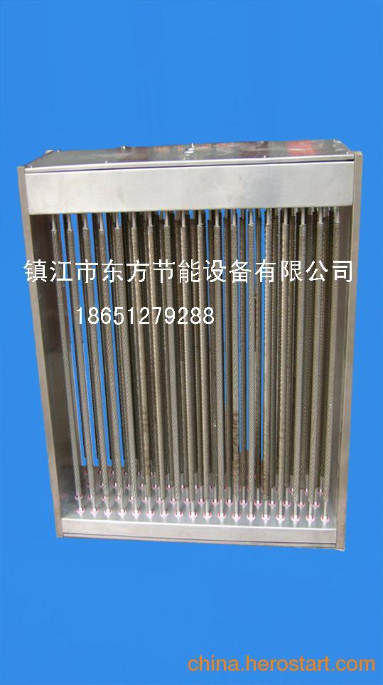 镇江东方供应加热器 电热管风道电加热器