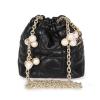 供应厂家批发 新款男女包Dior迪奥新款女士单肩包 0911黑色羊皮小福包