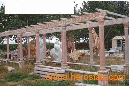 供应花架 石头花架怎么摆放 石头花架子用途