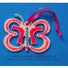 供应最潮最型的蝴蝶款式吊牌