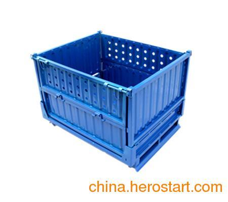 厂家供应大型周转箱MT108 铁箱MS112 铁箱子 合肥