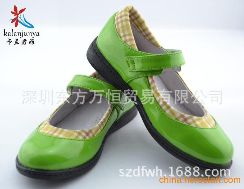供应2014春款女鞋批发 广州童鞋批发 淘宝爆款童鞋批发 复古童鞋