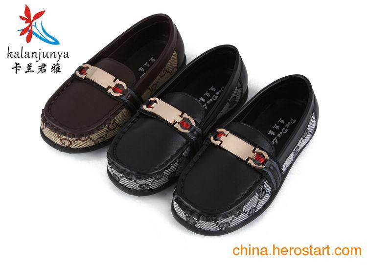 供应广州新款童鞋批发 男女童单鞋批发 学生鞋批发 淘宝专供
