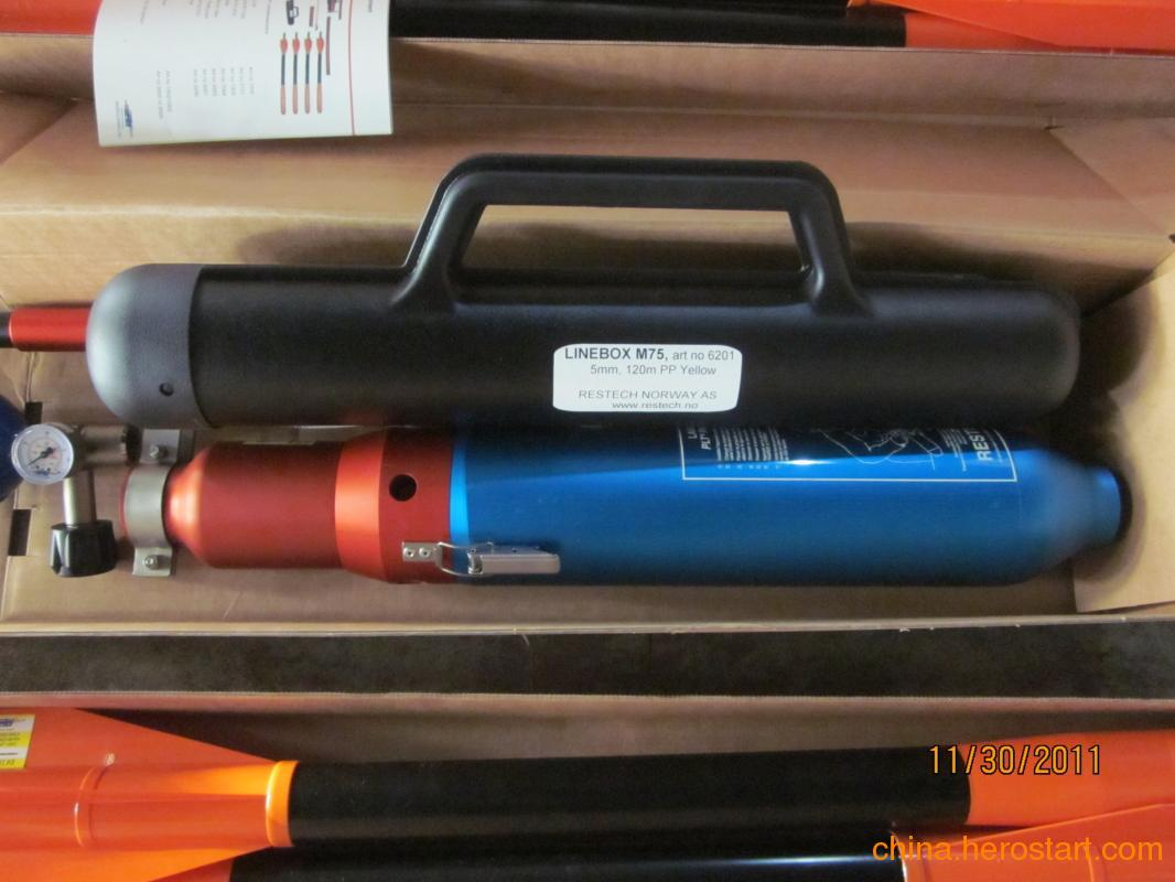 供应气动抛投器r230上的发射管1303