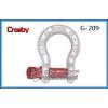供应美国Crosby科索比弓形卸扣G-209型,龙海代理