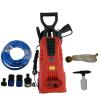 供应飞羚电动洗车器高压家用 洗车机 220v 高压洗车机刷车器洗车泵