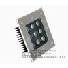 供应9W暖白色柔光大功率LED地埋灯,LED9W正方形地埋灯-LED9W七彩变色地埋灯