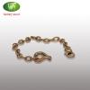 供应提供不锈钢饰品真空电镀加工IP金色加工