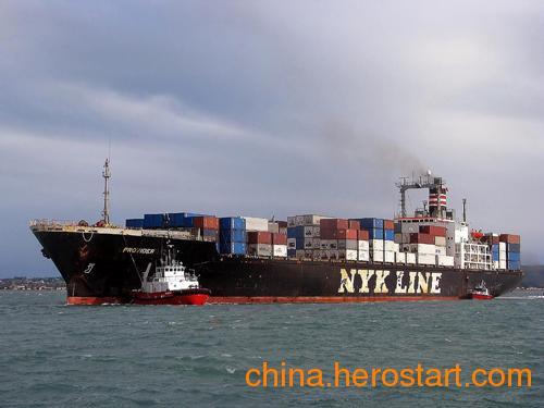 供应国际海运 散杂货船 滚装船 特种柜 上海到台湾韩国新西兰德国