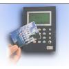 供应玻璃门门禁系统,指纹,ID卡IC卡多种方式考勤,方便高效