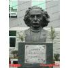 供应校园名人雕塑 伟人爱因斯坦雕塑 科学家雕塑 中学雕塑 重庆雕