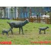 供应地产雕塑 景区雕塑 仙女山广场雕塑 羊群雕塑