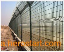 供应西安护栏网用途