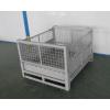 安徽厂家供应钢制物料箱 钢制物流箱