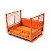 厂家供应钢质周转箱 铁质周转箱 物料箱 合肥
