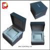 供应龙岗厂家专业生产高档原装手表盒 斜边塑胶手表包装盒 创意手表盒