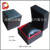 供应环保PU皮手表盒 白色手表皮盒 钨钢手表包装盒 中性手表盒子
