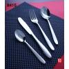 供应优质不锈钢刀叉 不锈钢西餐具 酒店用品刀叉勺