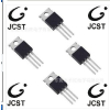 供应代理长电CJ MOS管 CJP02N65 TO-220-3L 只做原装