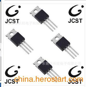 供应代理长电CJ MOS管 CJP01N65B TO-220-3L 只做原装