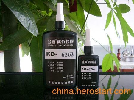 供应粘玻璃制品专用UV胶,粘玻璃工艺品无影胶
