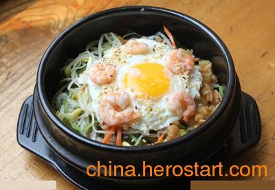 供应韩国石锅拌饭