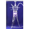 供应阿拉伯水烟壶,水烟枪,带铁架烟具