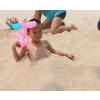 供应20-40目天然圆粒儿童海沙