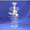 供应玻璃工艺品,阿拉伯水烟壶.玻璃烟具,玻璃烟斗,玻璃水烟枪