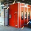 灵通涂装提供质量好的电加热标准豪华汽车烤漆房feflaewafe