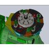 供应KFRW系列D54型 四工位轴承套圈辗环机