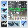 供应橡胶电源线,橡胶插头电源线,厂家生产电源线