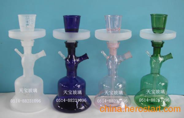 供应阿拉伯水烟壶,水烟斗,水烟壶,玻璃烟斗,阿拉伯水烟枪