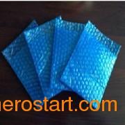 恒新鑫包装制品供应优质蓝色气泡袋feflaewafe