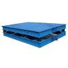 供应水泥混凝防护门振动平台厂家