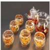 供应高档玻璃茶具