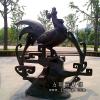 供应深圳玻璃钢艺术雕塑公司