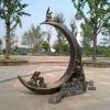供应广东玻璃钢艺术雕塑公司