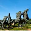 供应深圳玻璃钢城市雕塑