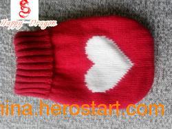 供应实用多款式可爱温馨的热水袋针织毛衣套